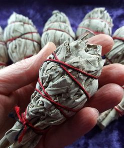 Clearing & Smudging Supplies