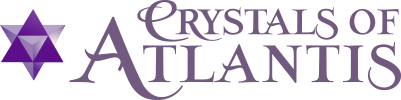Crystals of Atlantis Logo