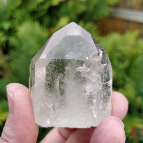 Natural Quartz Point