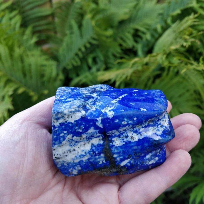 Polished Lapis Lazuli