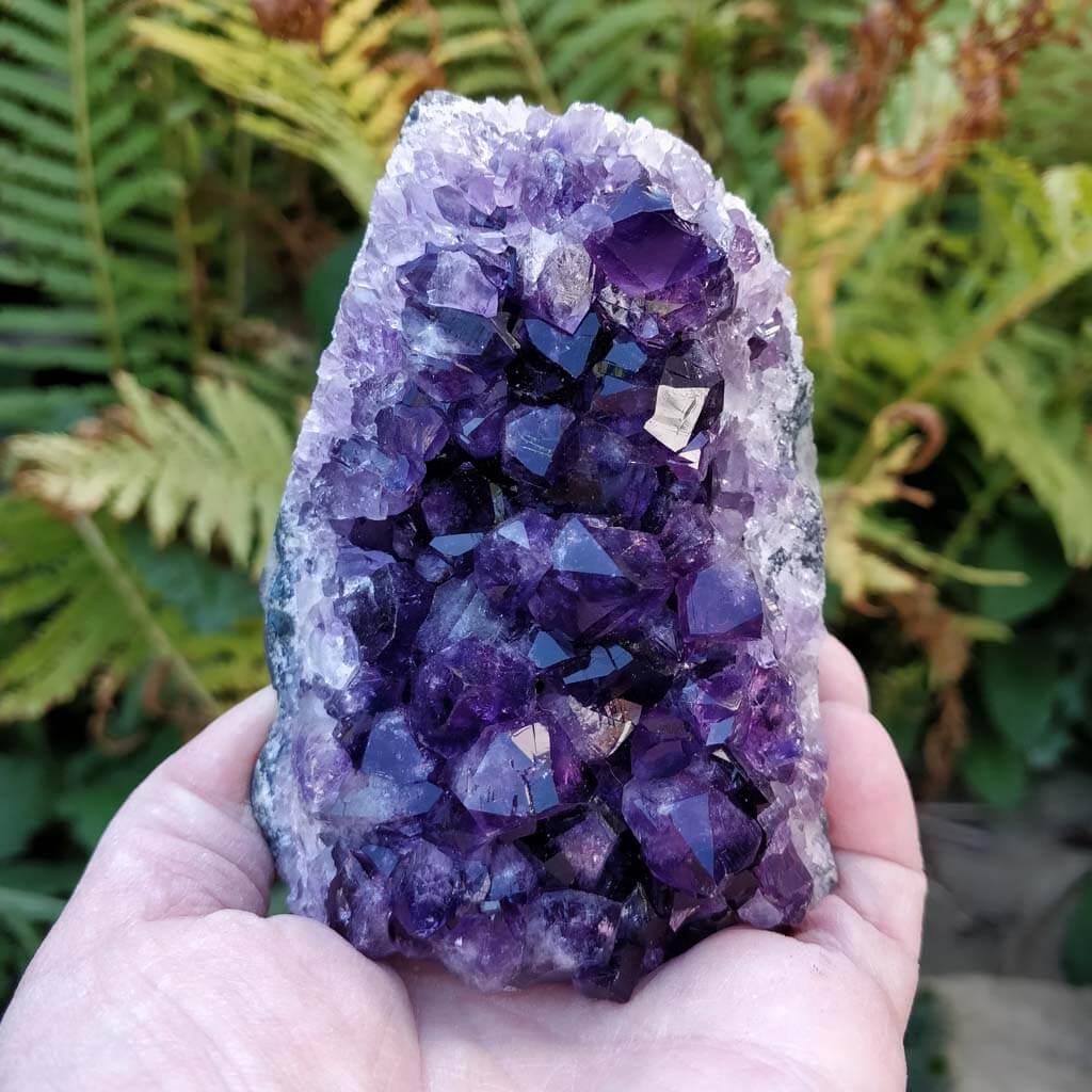 Amethyst from Uruguay