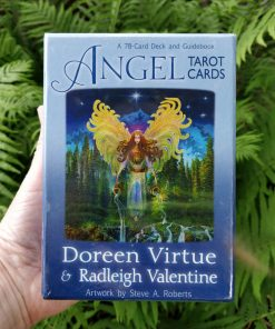 Angel Tarot Cards by Doreen Virtue and Radleigh Valentine